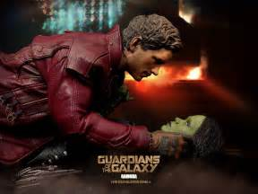 Guardians of the galaxy gamora final production images needless