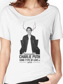 charlie puth merchandise charlie puth women s relaxed fit t shirts redbubble