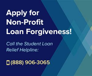 Mba Loan Forgiveness Nonprofit by 2018 Guide To The Non Profit Student Loan Forgiveness