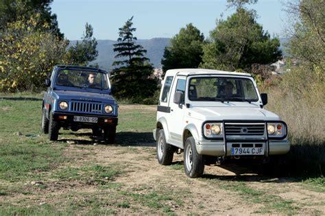 Suzuki Samurai Vs Suzuki Sj 410 Vs Suzuki Samurai Td