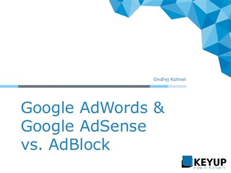 adsense vs adwords revenue google adwords a google adsense vs adblock