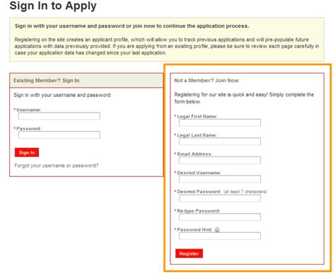 Credit In Form Sports Authority Application Rooms