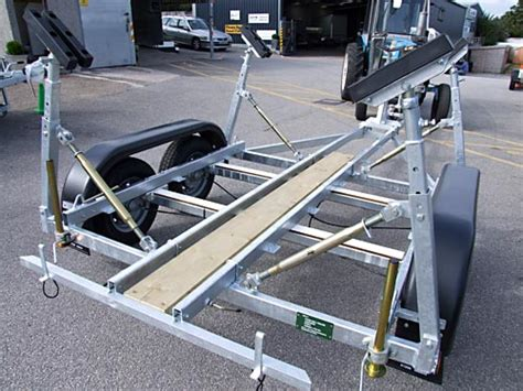 boat trailer for hire keel boat trailers tyrone snell trailers