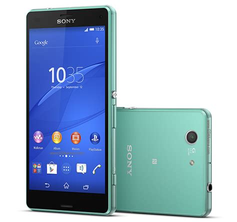 Hp Sony Z3 Compact sony xperia z3 compact pictures official photos