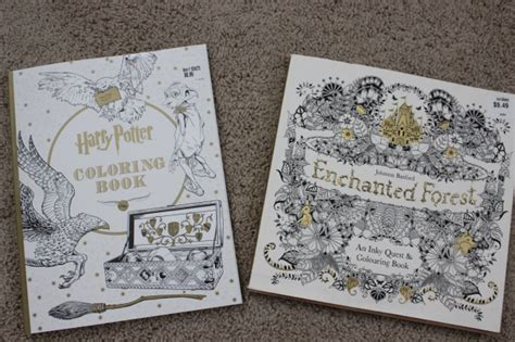 harry potter coloring book costco img 0161