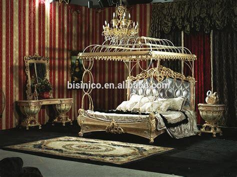 bisini  classical ialian style  bedsolid wood
