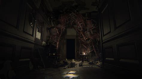 What Room Does Fear by Layers Of Fear Review Fear Itself Magazine