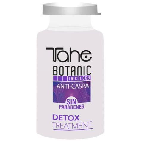 At Home Detox Medications by Tahe Botanic Tricology Detox Treatment 5x10ml
