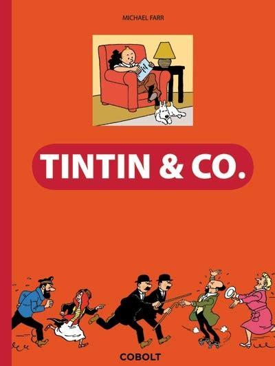 Michael Farr Buku Karakter Tintin k 248 b michael farr tintin co hos forlaget cobolt