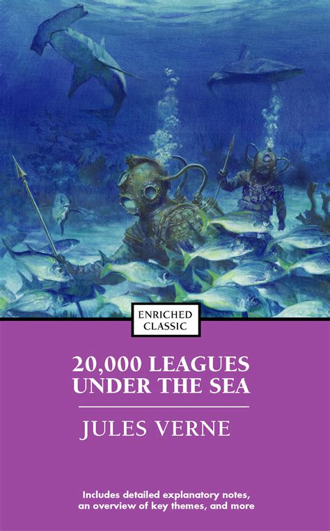 20 000 leagues the sea book by jules verne