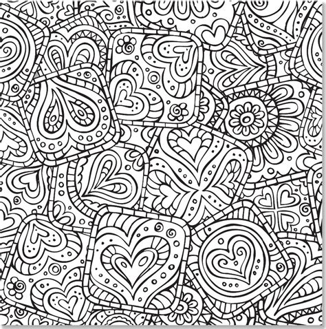 doodle patterns for colouring golden doodle free coloring pages