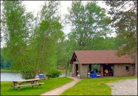 Promised Land State Park Cabins by Promised Land State Park Pike County Pa