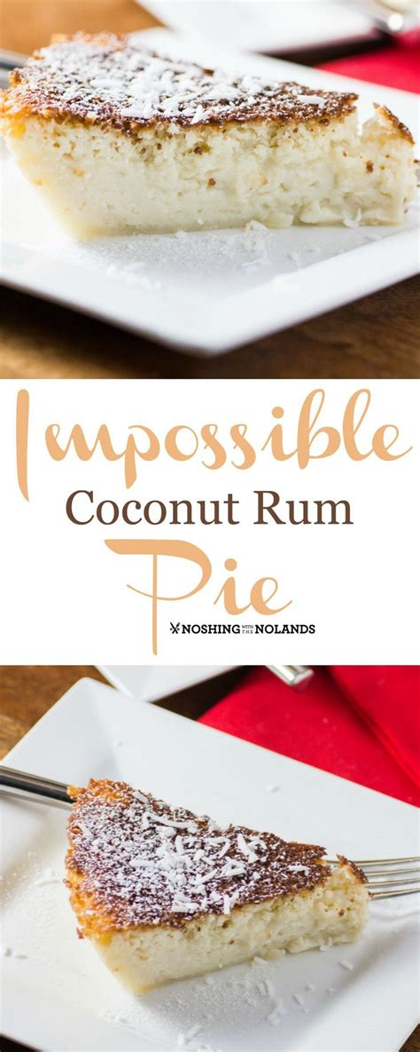 Best 25+ Impossible pie ideas on Pinterest | Bisquick pie ... Impossible Chocolate Coconut Pie Recipe