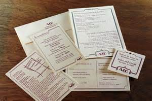what to include in your wedding invitation suite wedding invitation suites what to include with your