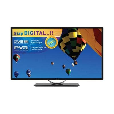 Led Polytron 40 Inch harga polytron dignity black led tv 40 inch built in dvb