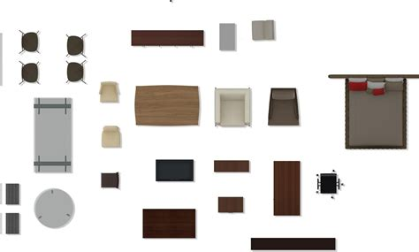 Floor Plan Furniture Home Design