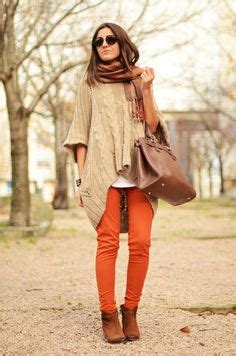 Tunik Heaven Lights orange on sophisticated