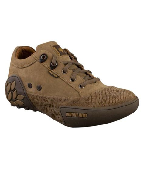 Gc G 2795 woodland gc 0549108y15 khaki lifestyle khaki casual shoes available at snapdeal for rs 3189