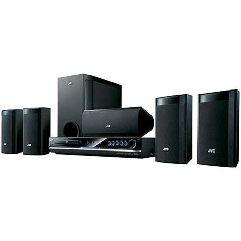 jvc thg  watt dvd digital home theater system