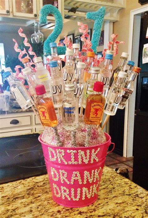 25 best ideas about liquor bouquet on pinterest alcohol