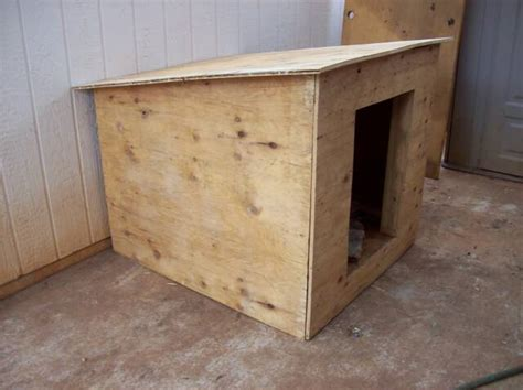 dog house measurements one sheet 4 x 8 plywood dog house resha sled dog equipment