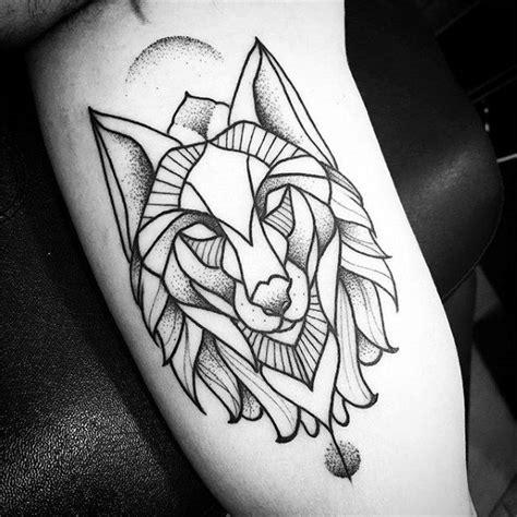 geometric tattoos animals 60 geometric animal designs for cool ink ideas