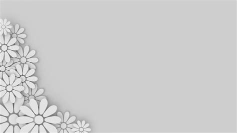 Wedding Slideshow Animation by Wedding Floral Background With Place For Text Loopable