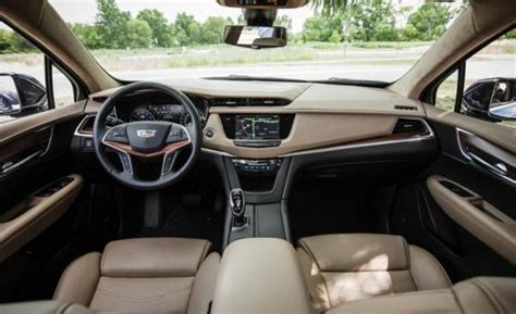 radio inside cadillac 2018 cadillac xt5 redesign release date review and changes