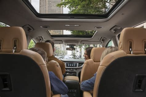 buick enclave second row bench seat buick enclave sales numbers january 2018 gm authority
