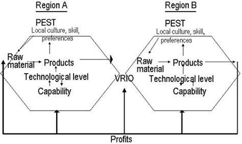 sle competitive analysis vrio framework exle
