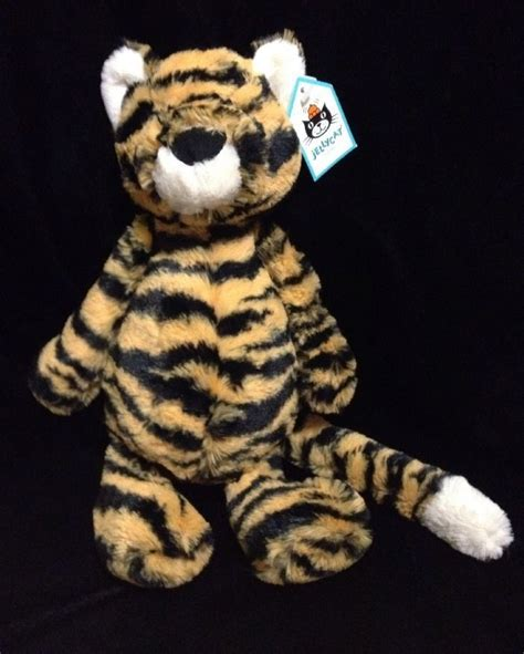 Jellycat Bashful Elly Soother Blue jellycat bashful tiger soft medium plush comforter