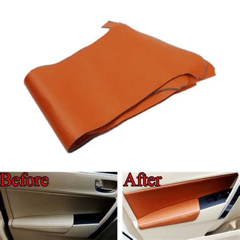 Interior Car Door Protector by Auto Interior Door Panel Armrest Handle Leather Protector