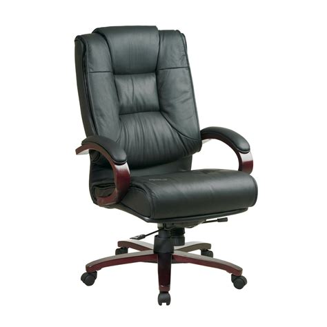 Chairs Office by Office Chairs Black Leather Office Chairs