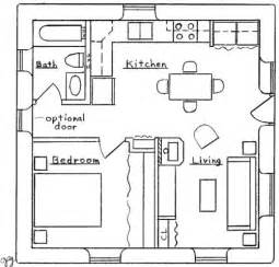 Small House Plans With Open Floor Plan 25 X 25 House Plans Pdf Building A Slanted Roof