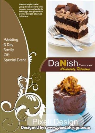 contoh gerobak kue contoh desain contoh desain brosur kue dan pattiserie desain dan
