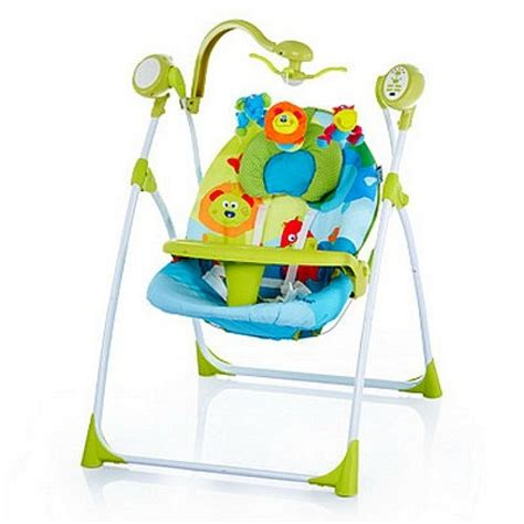 electronic swing for baby baby deluxe 3 in 1 multi function electronic swing 0