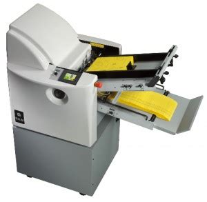 Paper Folding Device - baum 714xa autofold folder paper folding machines