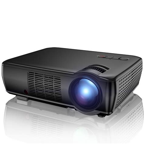 Lcd Proyektor Mini Benq projector tenker 2400 lumens portable projector mini home theater lcd projector support
