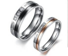 couples ring sets free shipping his and promise ring sets couples titanium ring set comfort ring sets jpg