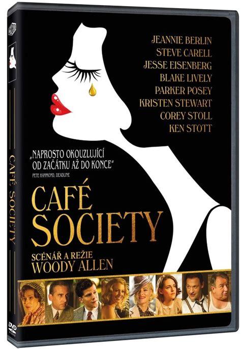 cafe dvd caf 233 society dvd dvd premiery cz