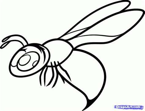 how to make doodle how to draw a wasp for step by step animals for