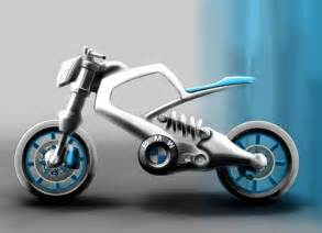 Bmw Electric Motorcycle Future Transportation Bmw E 100r Electric Motorbike By