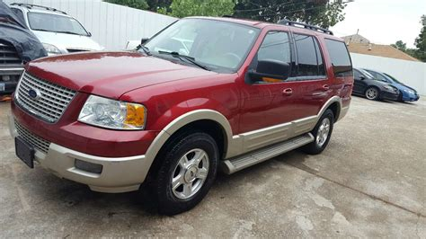 2005 Ford Expedition For Sale by 2005 Ford Expedition Eddie Bauer For Sale In Fort Worth