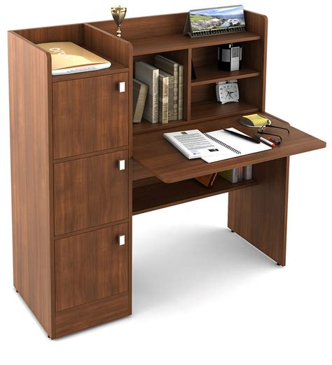 buy study table buy winner study table by spacewood modern