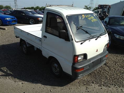mitsubishi minicab truck mitsubishi minicab truck 1994 used for sale