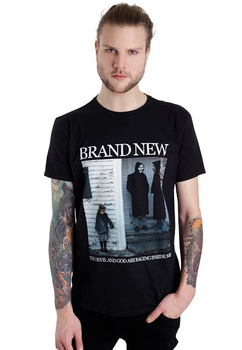 brand new brand new the devil and god are raging inside me t