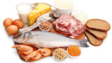 alimentos  proteinas  su importancia  los musculos  la salud