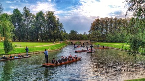 punt boat tour seriously though what is punting cambridge river tours