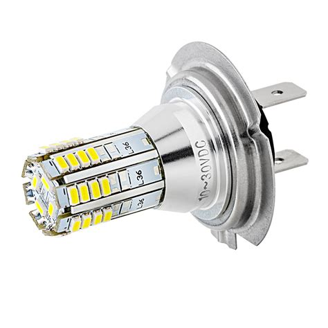 running light bulb h7 led fog light daytime running light bulb 36 smd led