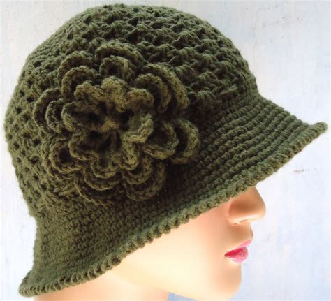 crochet hat stitch of my has a new hat